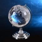 大小號地球儀擺件 水晶工藝品裝飾