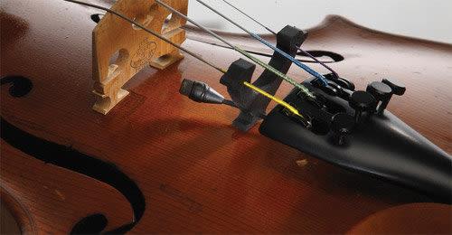 【金聲樂器廣場】JTS小提琴無線麥克風收音組