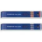 《享亮商城》MS2404-3 藍色 彩色工程筆芯 施得樓