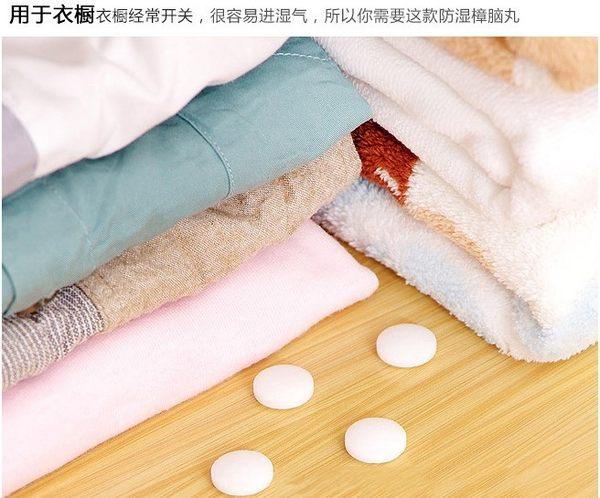 [協貿國際] 衣櫃防蛀防黴樟腦球衣服防蟲蛀樟腦丸 (15個價)