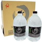 心一 地中海竹炭水 6000ml 2桶/箱 免運費 礦泉水 包裝飲用水 桶裝水