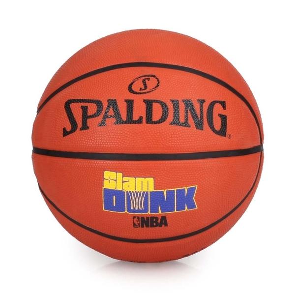 (C2)【SPALDING】斯伯丁籃球 7號球 NBA-Slam Dunk SPA83526【陽光樂活】