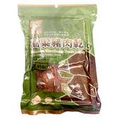 金門【良金】高粱黑豬肉乾-黑胡椒   180g
