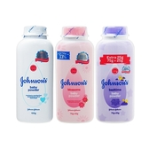 Johnsons 嬰兒爽身粉(100g) 款式可選【小三美日】