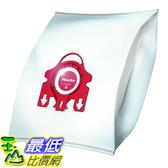 [東京直購] Miele HyClean 吸塵器用真空集塵袋 相容:F/J/M 3D系列_TA0