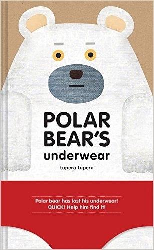 【麥克書店】POLAR BEARS UNDERWEAR /英文精裝繪本