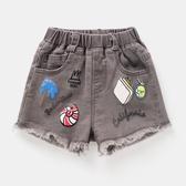 女童短褲夏裝薄款兒童褲子2019新款韓版寶寶牛仔褲小童熱褲潮童