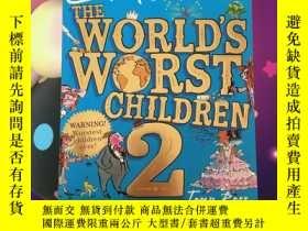 二手書博民逛書店平裝罕見The World's Worst Children 2