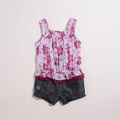 【金安德森】KA花朵印花連身背心褲(共二色)
