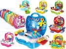 【現+預】最新款手提箱玩具全系列/工具箱/醫藥箱/化妝箱/Pizza/水果超市/飾品手提箱/餐具手提箱