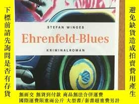 二手書博民逛書店Ehrenfeld-Blues罕見( Stefan Winges