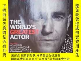 二手書博民逛書店TIME:THE罕見WORLD S GREATEST ACTOR