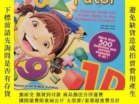 二手書博民逛書店Primary罕見One Mathematics Tutor 1B 書內有字跡劃線!Y23470 CASCO
