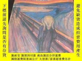 二手書博民逛書店2手英文罕見Edvard Munch: The Frieze o