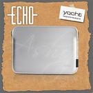 【A Shop】 ECHO系列 yacht Macbook New Air/Air 11吋電腦包/內袋-銀色