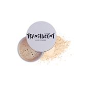 4U2 彩妝師專業裸透控油蜜粉