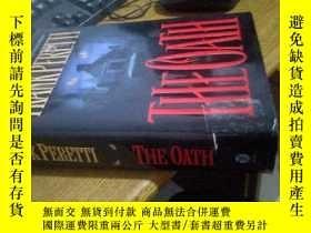二手書博民逛書店英文原版罕見FRANK PERETTI THE OATH弗蘭克佩