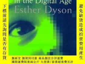 二手書博民逛書店Release罕見2.1-版本2.1Y436638 Esther Dyson Penguin Books Lt