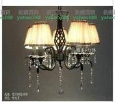 蠟燭水晶吊燈 MY~燈飾609