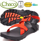 Chaco VUW01-HA06櫻桃紅 女越野運動涼鞋-Z1標準款