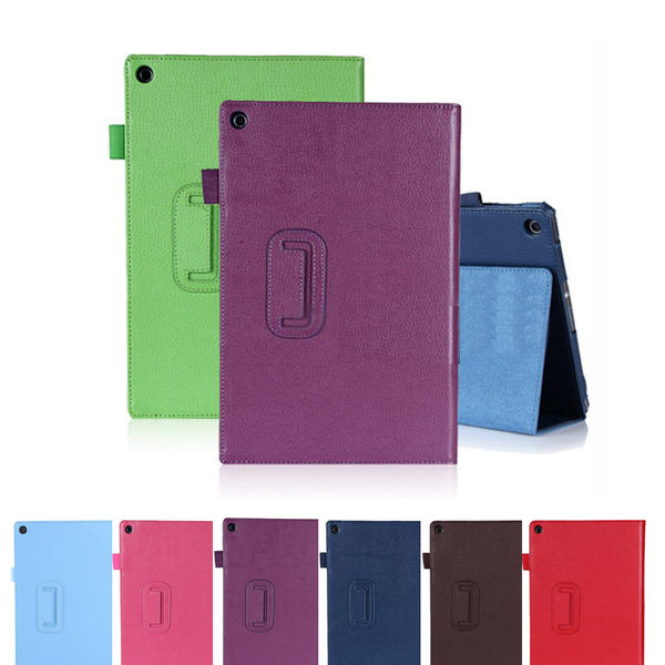 華碩 Zenpad 3S 10 8.0 7.0 保護套 ASUS Z170C Z500M Z580C Z370C Z380KL Z300CL CNL 平板皮套 兩折 保護殼 荔枝紋