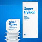 韓國 VT 超級玻尿酸泥膜 (盒裝/10入) 7.5gx10 泥膜 面膜 小布丁泥膜 清潔 泥膜膠囊