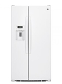 【得意家電】美國 GE 奇異 GSS25GGWW 對開門冰箱(733L) ※熱線07-7428010