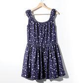 【Dailo】水玉點點無袖短洋裝-2色