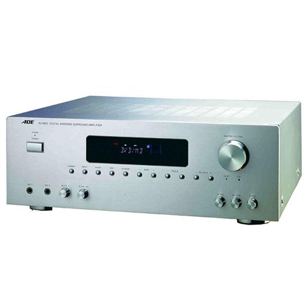(福利品) ADE AV-8900 5.1聲道環繞與卡拉OK多功能擴大機