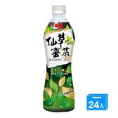 泰山仙草蜜茶500ML*24【愛買】