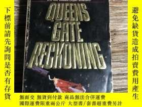 二手書博民逛書店Queens罕見Gate Reckoning By lewis