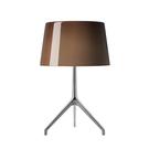 Foscarini Lumiere XXL Table Lamp 37cm 布丁系列 方角設計 玻璃 桌燈 - 大尺寸