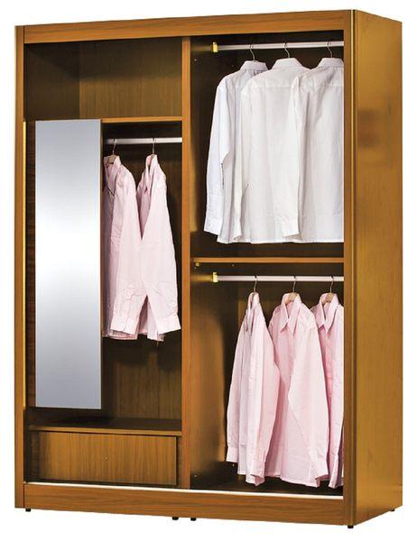 衣櫃 衣櫥 FB-026-1 德威特樟木5X7尺衣櫥【大眾家居舘】