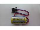 全館免運費【電池天地】PLC用鋰電池 三菱 MITSUBISHI ER17330V /3.6V(A6BAT) 一次鋰電(含線頭)