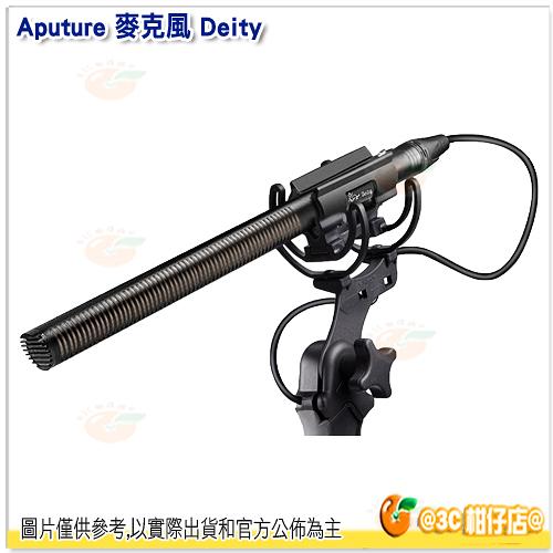 Deity 專業槍型 電容麥克風 公司貨 超心型 指向性 麥克風 低噪 收音 錄影