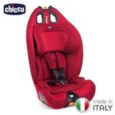 【好禮買就送】chicco-Gro-Up 123成長型安全汽座-耀動紅