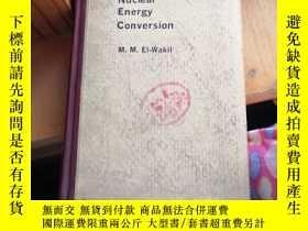 二手書博民逛書店核能轉換罕見nuclear energy conversion