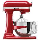 好禮三選一【KitchenAid】PRO500 Series 5QT 升降式攪拌機 Stand Mixer(KSM500)紅色賣場