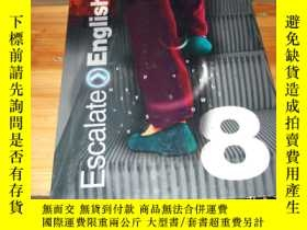 二手書博民逛書店escalate罕見englishY17081 ISBN:978