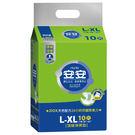 安安 成褲頂級淨爽型 L-XL號 (10片,6包)【杏一】