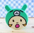 【震撼精品百貨】日本精品百貨-手機吊飾/鎖圈-膠帶鎖圈-早安少女(綠)