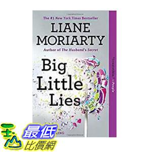 [106美國直購] 2017美國暢銷書 Big Little Lies