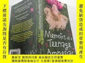 二手書博民逛書店Memoirs罕見of a teenage amnesiac青少年健忘癥患者回憶錄Y212829