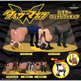 全套5款【日本正版】虎面人W 德式拋摔 造型公仔 扭蛋 轉蛋 摔角公仔 虎面人 伊達直人 - 711064