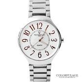 Valentino范倫鐵諾 超薄設計美學貝面波浪玫瑰金手錶腕錶 柒彩年代【NE1039】原廠公司貨