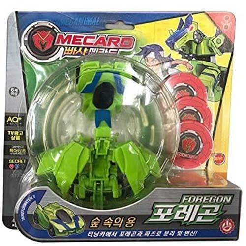 《 百變Mecard 》叢林龍獸 / JOYBUS玩具百貨