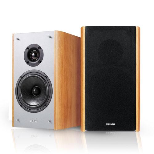 Creative 創巨 創新未來 E-MU XM7 金屬灰  書架型 音響 喇叭