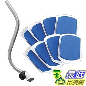 [美國直購] 傢俱移動器8片 ezmove Slide-Eez Lift System One Lifter and 8 Sliding Pads