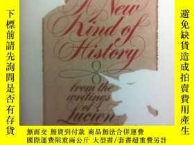二手書博民逛書店A罕見New Kind Of HistoryY256260 Lucien Febvre Harper &amp