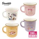 【Sanrio三麗鷗】仿搪瓷杯-KT /...